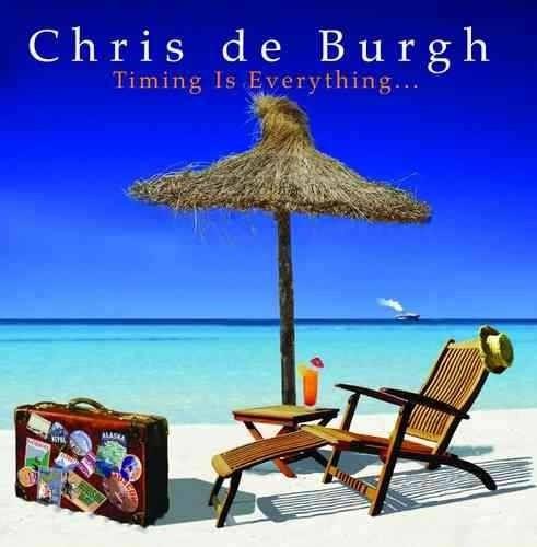 Cd Chris De Burgh Timing Is Everything Original