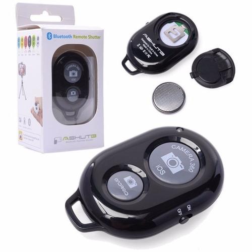 Controle Remoto Disparador Bluetooth Celular Selfie Universa