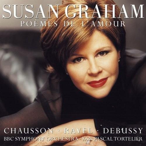 Cd- Susan Graham Poemes Di L