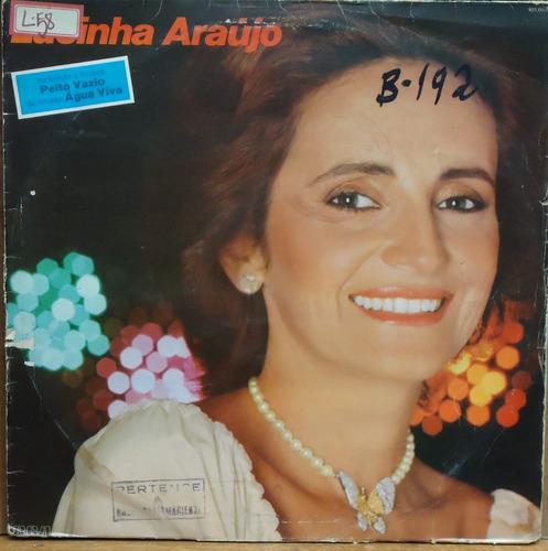 Lp (048) Vários - Lucinha Araújo - Do Mesmo Verão Original