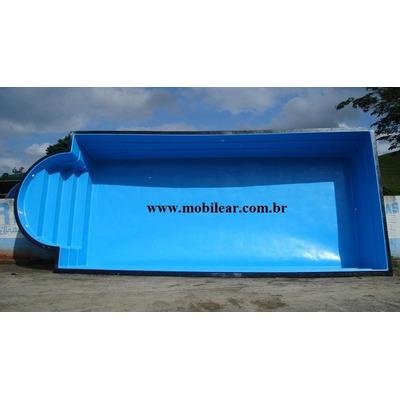 Piscina de fibra litros conjunto filtro e bomba for Litros de una piscina