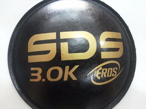 Escudo Protetor Para Alto Falante Eros Sds 3.0k 160mm + Cola Original