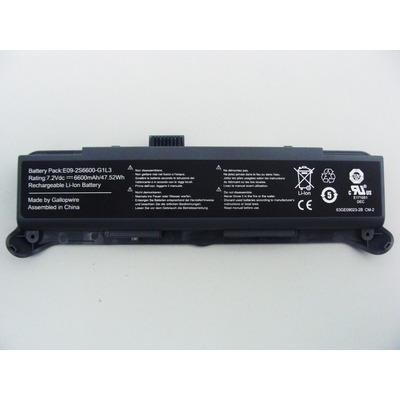 Bateria E09-2s6600-g1l3 6600mah Uniwill E09 Ecs E09