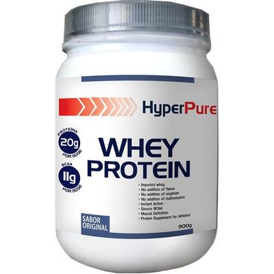 Whey Protein 900g Hyperpure sem adição de sabor - a pureza que voce procura