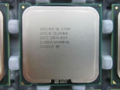 Processador Intel Celeron E3400 1m Cache,2.60 Ghz,800 Mhz Original