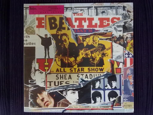 Lp The Beatles Anthology 2 Mono Stereo  Inglês Uk Sem Uso Original