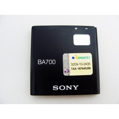 Bateria Ba700 Sony Ericsson Xperia Neo Ray Pro Mt15i MK16i