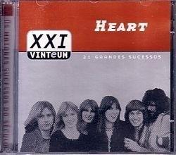 Cd Duplo Heart 21 Grandes Sucessos Original