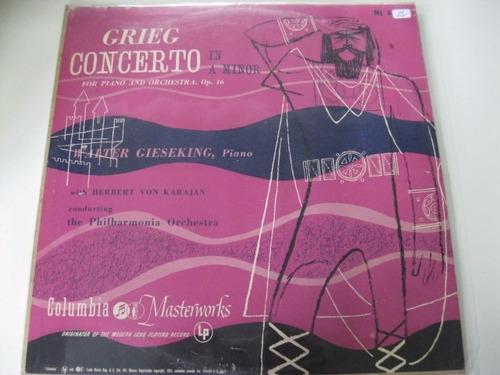 Lp  =  Grieg Concerto - In A Minor Original