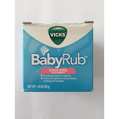 Vickbaby Rub Vick Baby Comprado Nos Eua R 49 00 Em