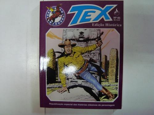 Gibi - Tex - Edição Histórica Nº 85 Original