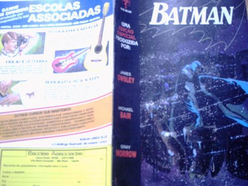 Uma Edição Especial De Batman N° 3 Original