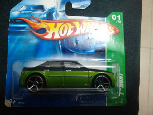 Hot Wheels T-hunt 1:64 Chrysler 300c (2007) Original