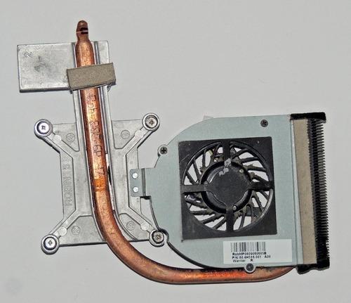 Cooler Com Dissipador Compaq Presário Cq 50 Original