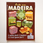 Revista Arte Em Madeira Porta Fraldas Bandeja Bb353
