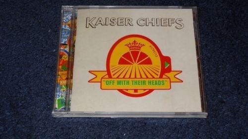Kaiser Chiefs - Off With Their Heads Importado Original