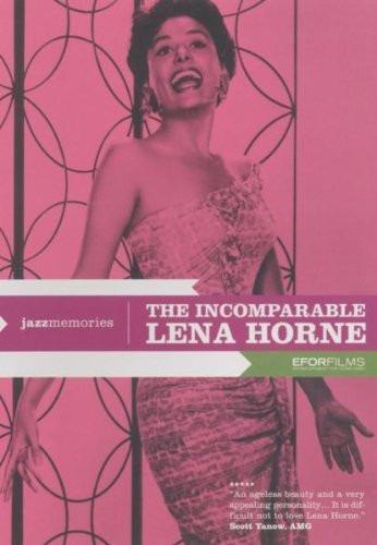 Dvd Incomparable Lena Horne Imp Original