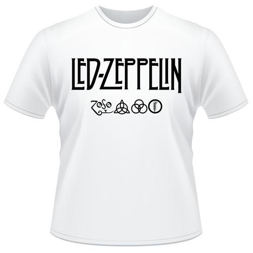 Camisa Led Zeppelin