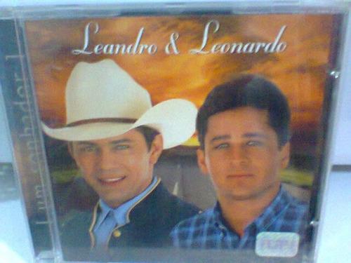 Cd Leandro & Leonardo / Um Sonhador