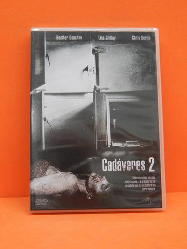 Cadáveres 2 ( Heather Donahue  ) Lacrado Original