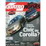 Quatro Rodas Nº578 Civic Corolla Cr v Tucson Audi A3 Bmw 120