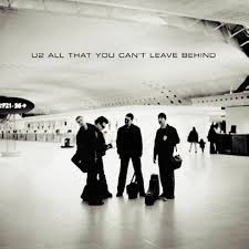Cd U2 All That You Cant Leave Behind Original