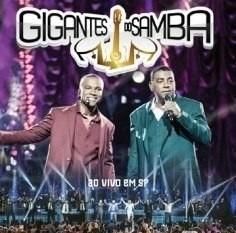 Cd Gigantes Do Samba (só Pra Contrariar E Raça Negra) Original