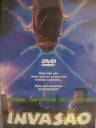 Invasão Dvd Original