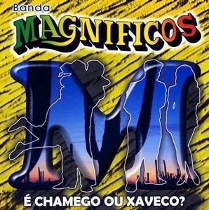 Cd Banda Magníficos - É Chamego Ou Xaveco ( Lacrado) Original