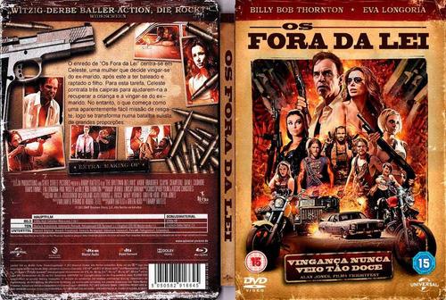 Dvd Os Fora Da Lei - Lacrado Original