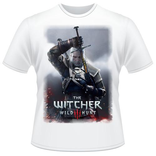 Camisa The Witcher 3: Wild Hunt