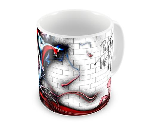 Caneca de Porcelana Pink Floyd