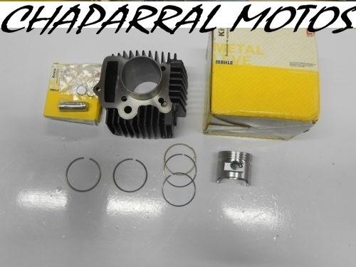Kit Biz 100,c100 Dream Cilindro Motor Pistao Anel Metal Leve Original