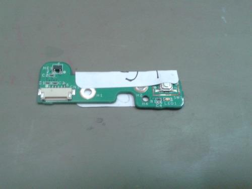 Botão Power Lg R48 R490