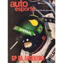 Auto Esporte Nº100 Opel Manta Sr Honda C70 Ct90 Trail Cappra