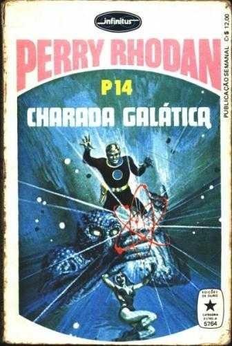 Coleção Perry Rhodan - Charada Galática Original