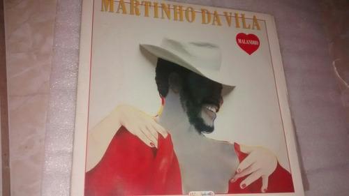 Martinho Da Vila Malandro