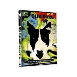 Dvd Mtv Quebrada 19 Original