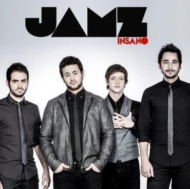 Cd - Jamz - Insano - Lacrado Original