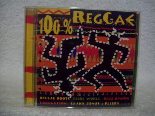 Cd 100% Reggae Original