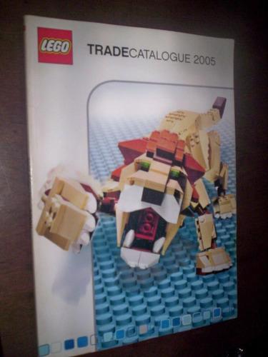 Catalogo Lego 2005 Original
