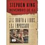 Novembro De 63 Livro Stephen King Suspense Terror