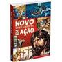 Novo Testamento Em Ação Bíblia Em Quadrinhos