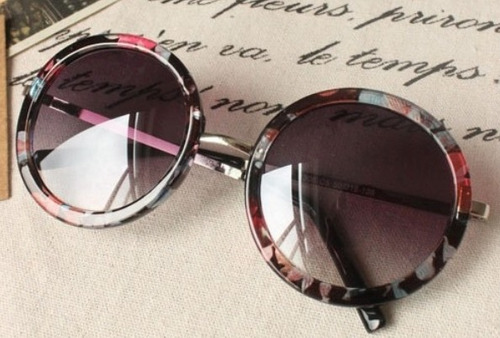 Comprar Óculos De Sol - Feminino - Redondo - Importado. - Apenas R ... 4a89acff39