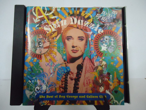 Cd Spin Dazzle The Best Boy George -  Original
