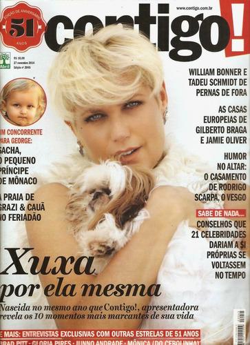 Xuxa Por Ela Mesma Rev. Contigo Original