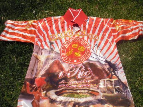 Camisa Do Salgueiro O Rio Continua Lindo Original