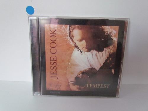 Cd Jesse Cook- Tempest - By Trekus Vintage Original