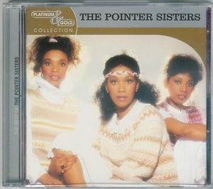 Cd Pointer Sisters Platinum Gold Collection - Usa Original