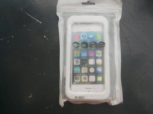Case iPhone 5 5s 5c 6 Prova Dagua Areia Estanque Praia Water Original